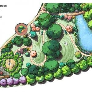 future Japanese garden